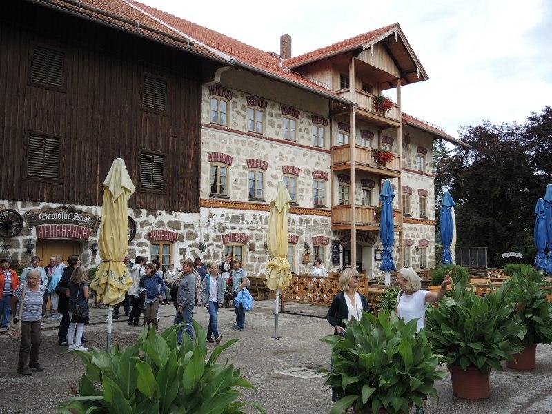 23_Mittagessen im Landgasthof Stahuber in Glonn