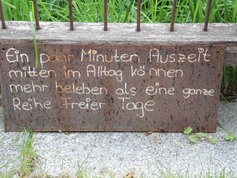 36_Im Bauerngarten von Frau Preisinger