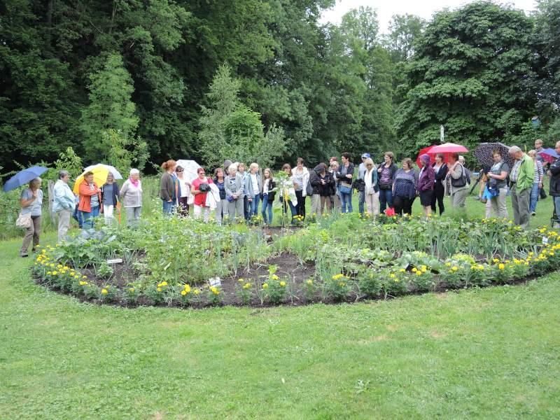 44_Im Bauerngarten von Frau Preisinger
