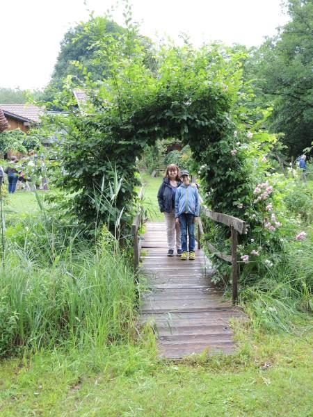 54_Im Bauerngarten von Frau Preisinger
