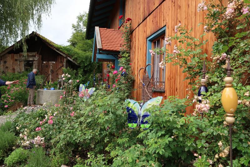 32_Im Bauerngarten von Frau Preisinger