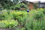 45_Im Bauerngarten von Frau Preisinger
