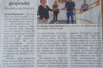 3 Zeitungsartikel-Spendenübergabe-Elisabethschule